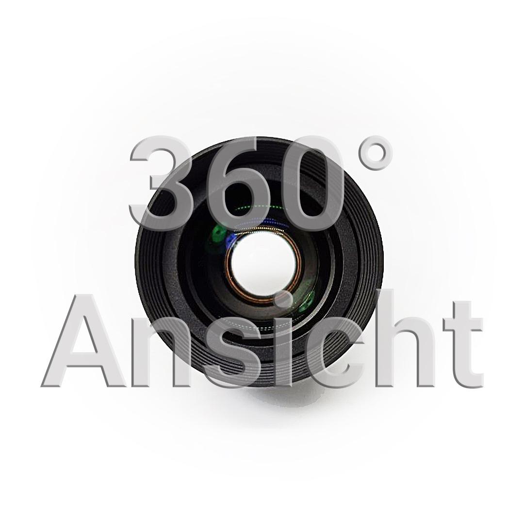 360° Ansicht Vorschaubild. Teleobjektiv für Smartphones