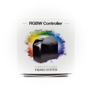 Verpackung Fibaro RGBW